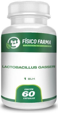 LACTOBACILLUS GASSERI 60 Cápsulas