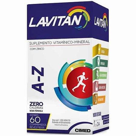 Lavitan A-Z c/ 60 Drágeas