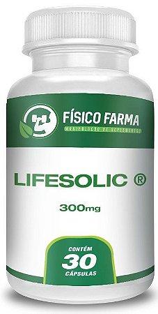 LIFESOLIC ® (ÁCIDO URSÓLICO) 300mg 30 Cápsulas