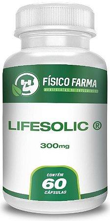 LIFESOLIC ® (ÁCIDO URSÓLICO) 300mg 60 Cápsulas