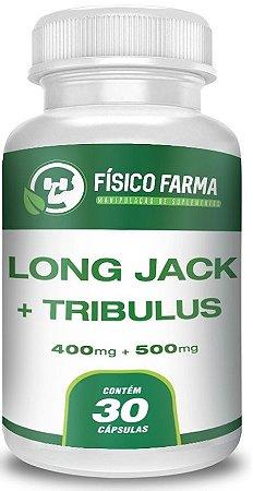 LONG JACK 400mg + TRIBULLUS TERRESTRIS 500mg 30 Doses