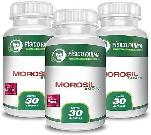 MOROSIL® 500mg 30 Cápsulas Kit 3 Unidades