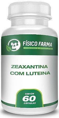 Zeaxantina Com Luteina 60 Cápsulas
