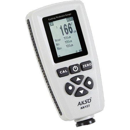Medidor de Espessura de Camadas (em bases ferrosas e não ferrosas) AK157