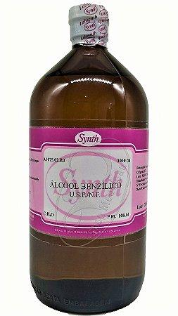 Álcool Benzílico USP 1 Litro Synth