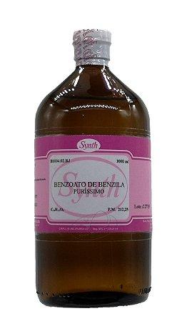Benzoato de Benzila Puríssimo 1 Litro Synth