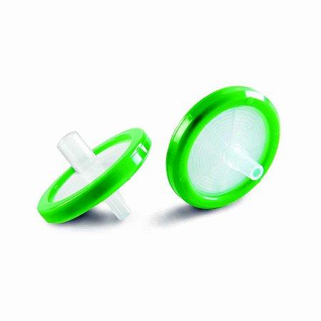 Filtro Para Seringa Membrana Pes 0.45 µm, 30 Mm 10 unidades
