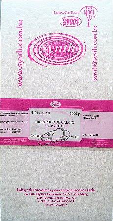 Hidróxido De Cálcio U.S.P 1Kg Synth