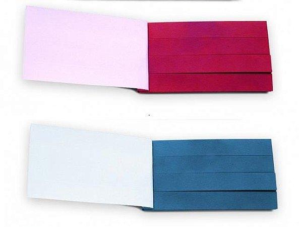 Papel Tornassol Azul E Vermelho C/100 tiras cada Unifil