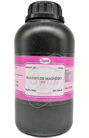 Sulfato de Magnesio PA 1kg Synth