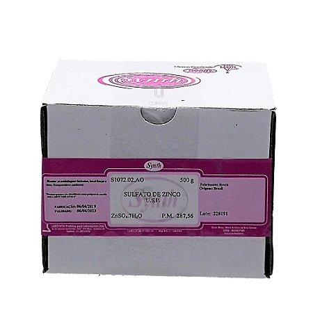 Sulfato De Zinco U.S.P 500 G Synth