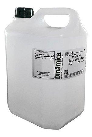 Água Destilada 5 LT Dinamica