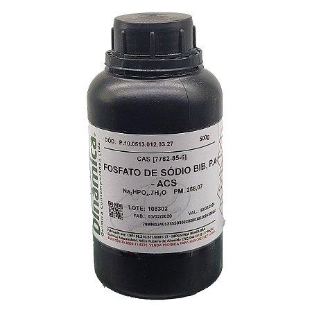 Fosfato de Sodio Bibasico (7H2O) PA ACS 500GR Dinamica