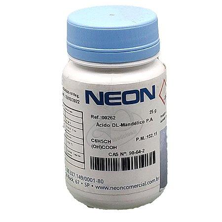 Acido Mandelico (DL) Pa Neon 25Gr