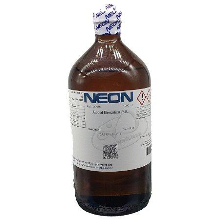 Alcool Benzilico PA 1Lt Neon