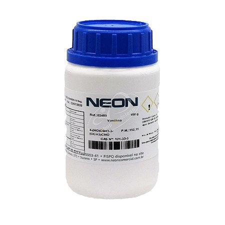 Vanilina 100Gr Neon