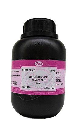Hidróxido de Magnésio PA 500Gr Synth
