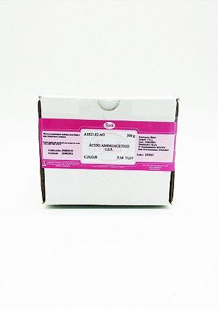 Acido Amino acético USP Glicina 500Gr Synth