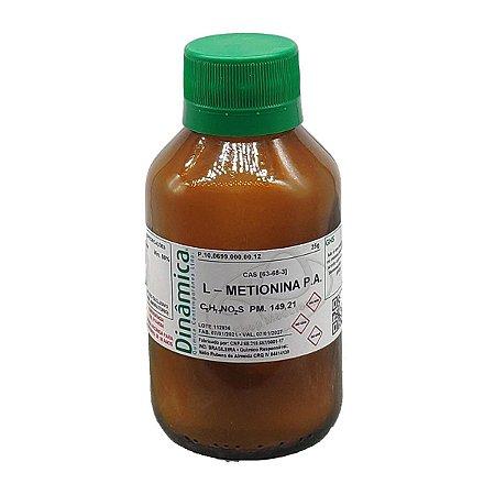 Metionina - L Pa 25gr Dinamica