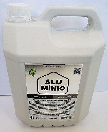 Limpa Alumínio 5 litros