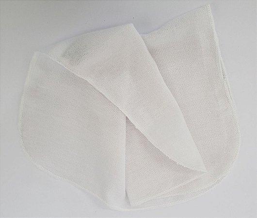 Flanela de algodão 28x38cm