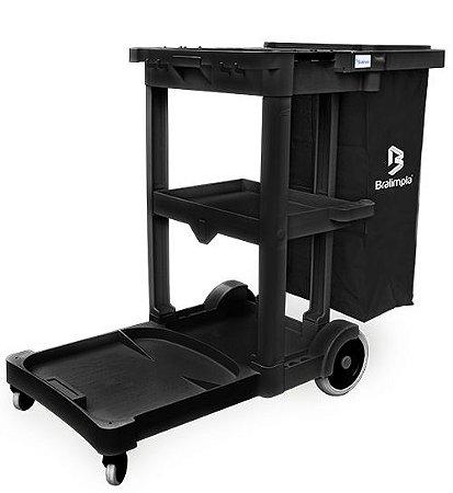 Carro funcional organizador Black