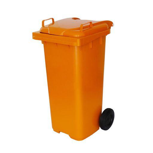 Container plástico 120 litros