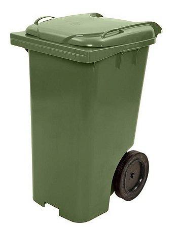 Container plástico 240 litros