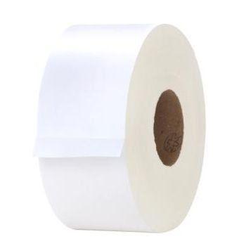 Papel higiênico rolão folha dupla 200m com 8