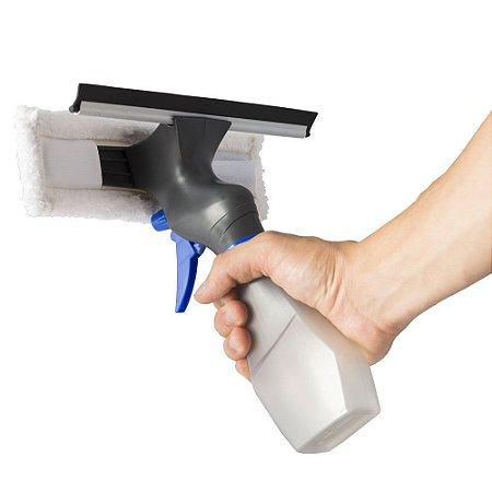 Multi Rodo Limpa Vidros com reservatório spray