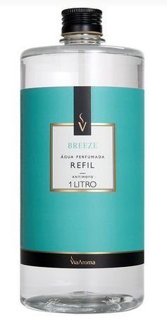 Refil água perfumada anti mofo 1 litro