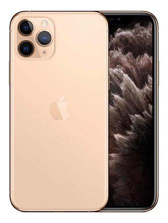 Iphone 11 Pro Max 256Gb - Gold - Anatel
