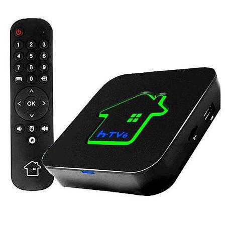 IPTV H-TV BOX 6 4K