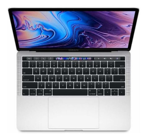 "Macbook Pro Touch Bar MUHN2LL/A i5 1.4/8GB/128GB SSD Retina 13.3"" modelo (2019)"