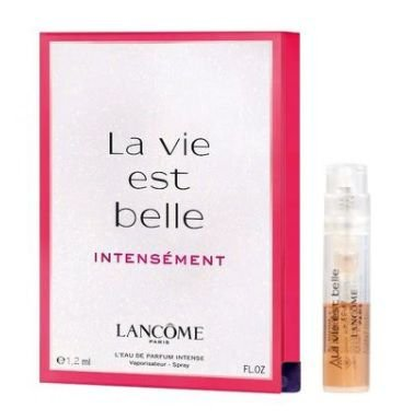 Amostra Perfume La vie est belle Intensement -  leau de parfum intense 1,2 ml