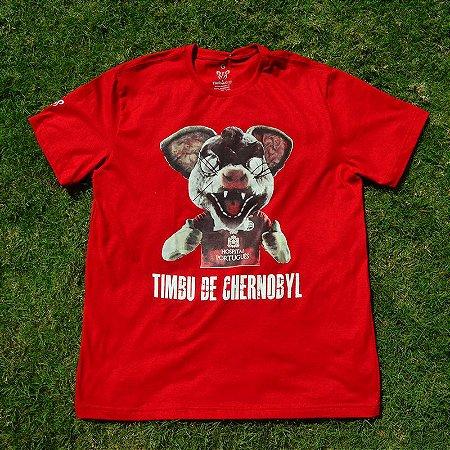 Camisa Náutico Timbushop Timbu Chernobyl - Masculina