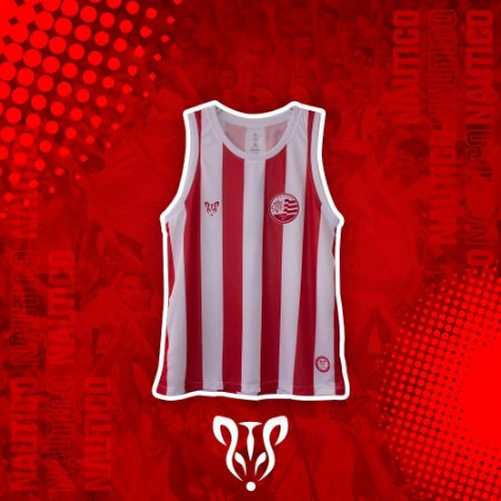 Camisa Náutico Timbushop - Regata Basquete - Masculina