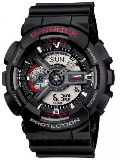 Relógio G-Shock Preto -  GA-110-1ADR