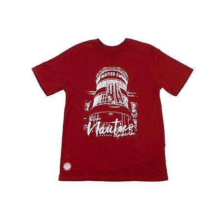 Camisa Náutico Timbushop - Sede - Masculina