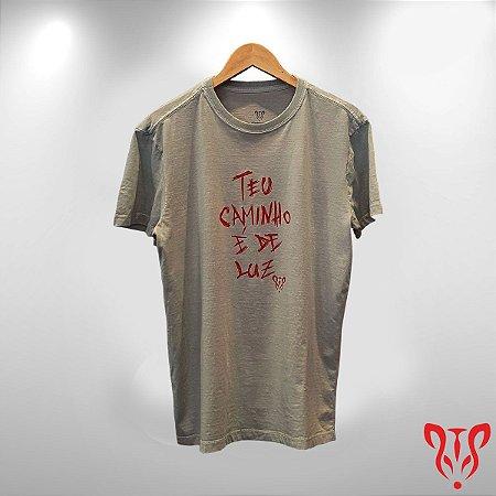 Camisa Náutico Timbushop - Teu Caminho de Luz - Linha Stone