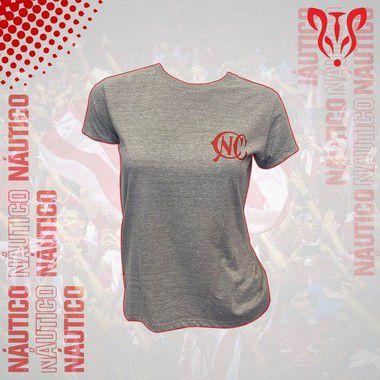 Camisa Náutico Timbushop - CNC mescla - Feminina