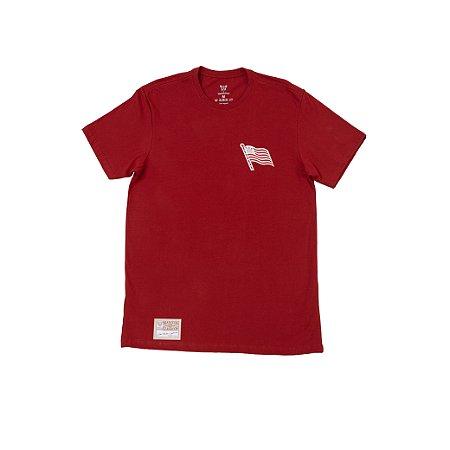 Camisa Náutico Timbushop - Bandeira - Masculina