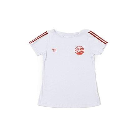 Camisa Náutico Timbushop - Escudo Atual Alto Relevo - feminina