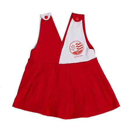 Vestido Náutico Timbushop - Bebê decote V - Torcida Baby