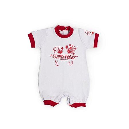 Macacão Náutico Timbushop - 1° Passo - Torcida Baby