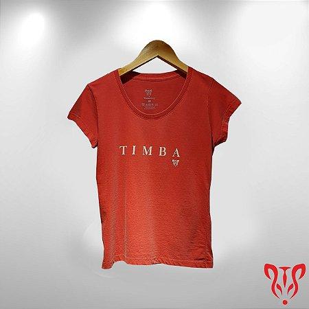 Camisa Náutico Timbushop - T I M B A  - Linha Stone - Baby Look