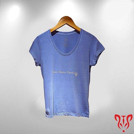 Camisa Náutico Timbushop - Clube Náutico Capibaribe  - Linha Stone - Baby Look
