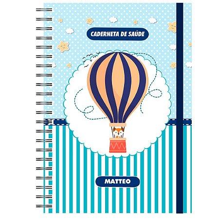 Caderneta de Saúde - Balão