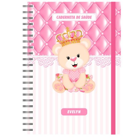 Caderneta de Saúde - Ursinha