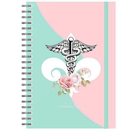 Planner Permanente : Símbolo Verde/Rosa